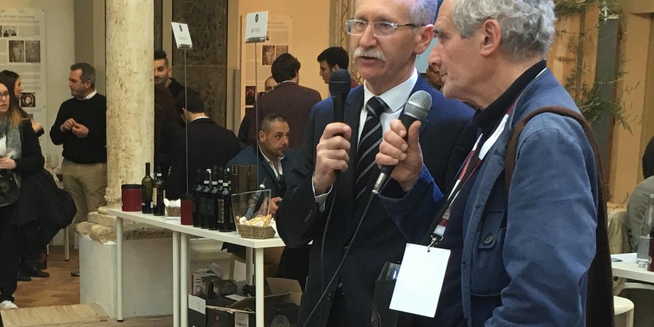 March 2018, Antonio Sferlazzo's THE WINE REPUBLIC OF ITALY