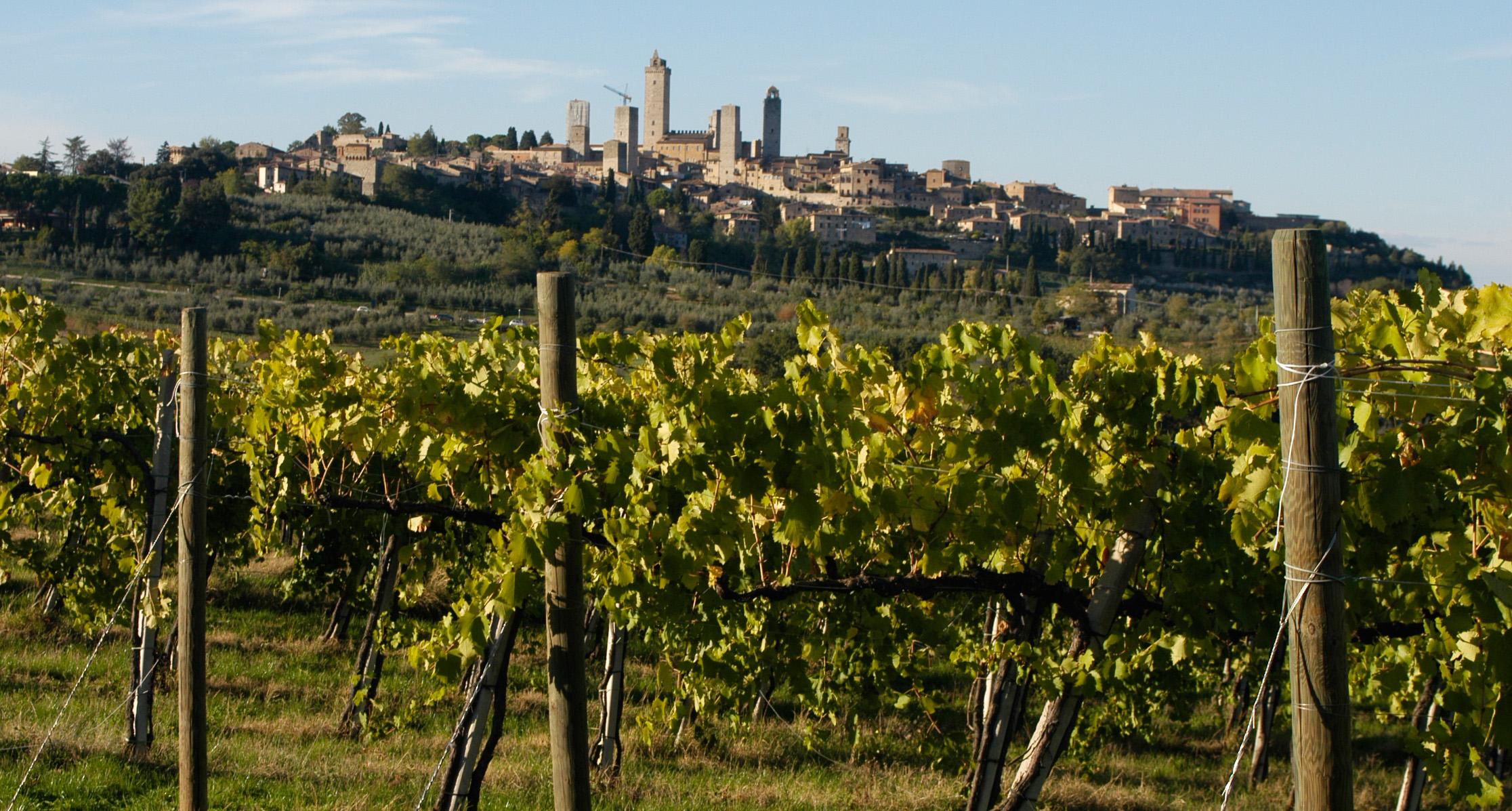 1 Tuscany San Gimignano