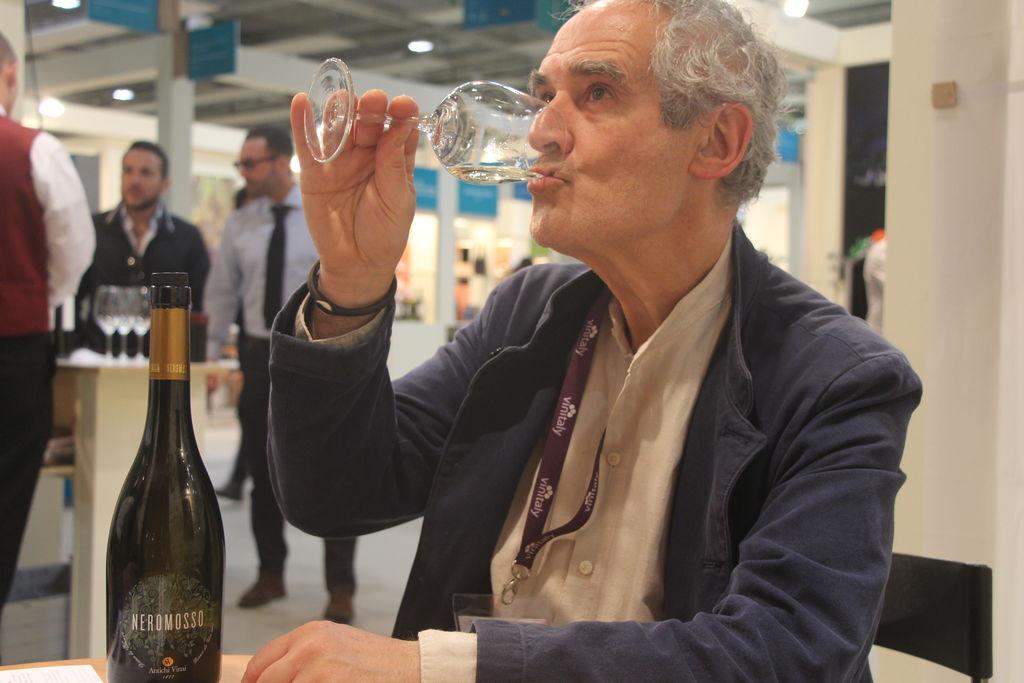 Antonio Sferlazzo Vinitaly