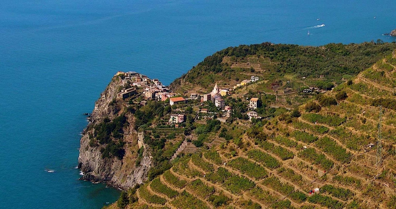 8 Cinque Terre Liguria