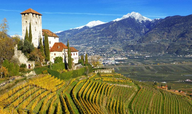 9 Trentino Alto Adige